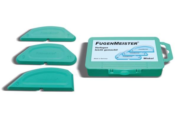 Fugenmeister Spachteln Winkel 3er Set