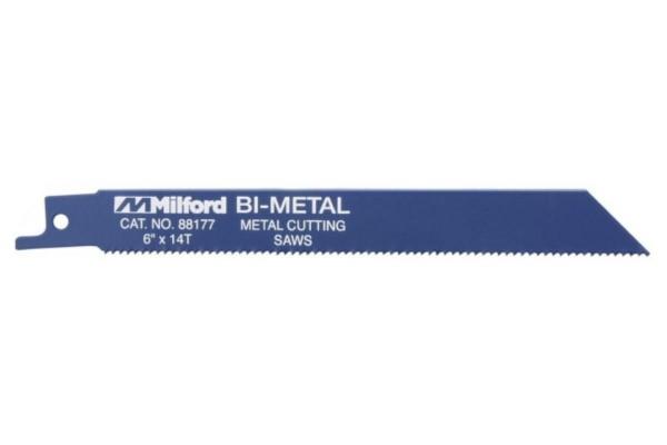 Säbelsägeblätter für Kunststoff und Metall