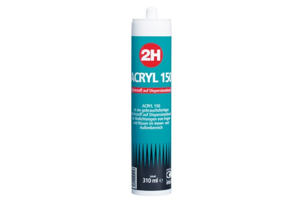 2H Acryl 150 Acryldichtstoff