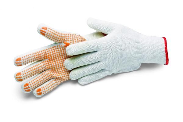 Handschuhe Baumwolle Gr. M