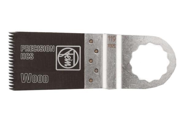 Fein E-Cut Precision-Sägeblätter 50x35mm 12 Kant