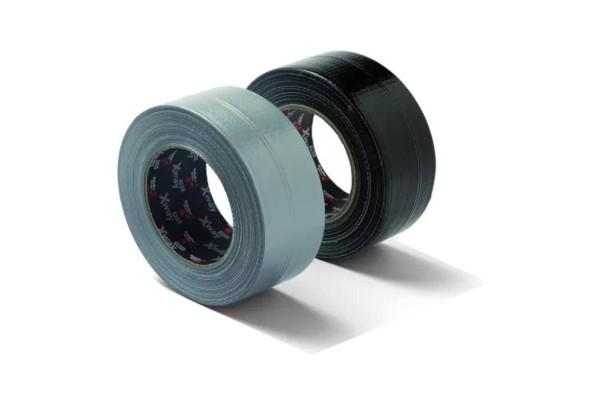 Gewebeband X-Way schwarz oder silber