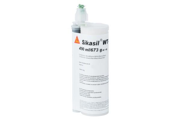 SIKASIL WT-480 schwarz 2-komponentig