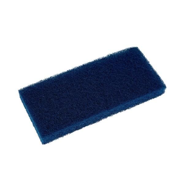 Schleifpads blau