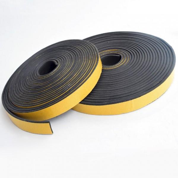 Silikon Verglasungsband schwarz