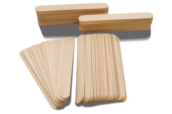 Holzspachteln 100 St./Karton