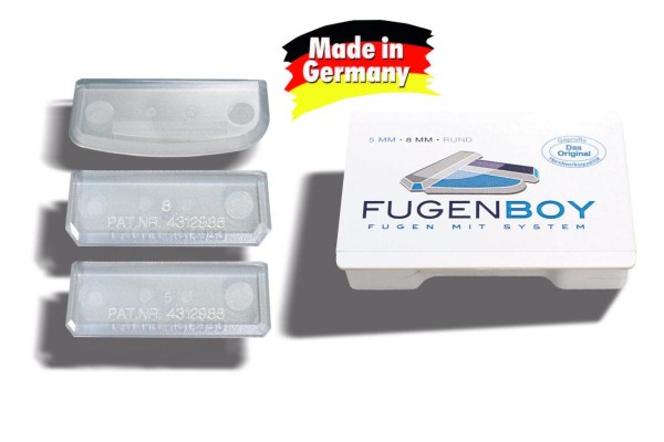 Flux Fugenboy Spachteln 3er Set