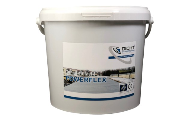 Powerflex Dicht-System Flüssiger Dichtstoff