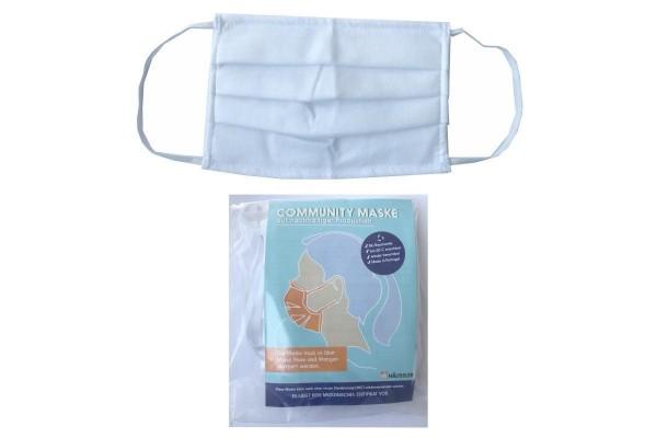 Mund- und Nasenmaske Textil VE 5 Stück