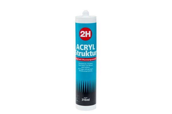 2H Acryl 150 mit Marmorgranulat