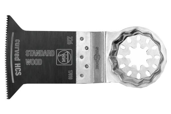 Fein E-Cut Standard-Sägeblatt curved 50x50mm SL