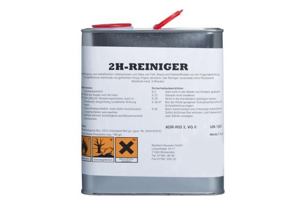 2H Reiniger Aceton 3 Liter