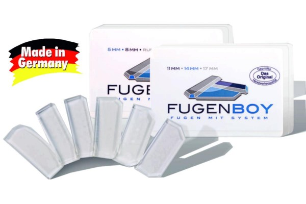 Flux Fugenboy Spachteln 6er Set