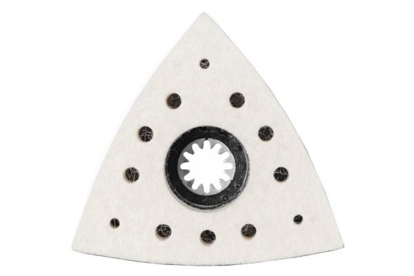 Fein Filzpolierplatte 80mm SL 2 Stück